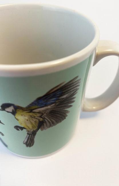 Bird Mug Product