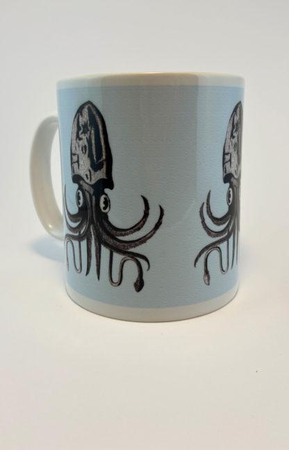Product Ceramic Squid Mug