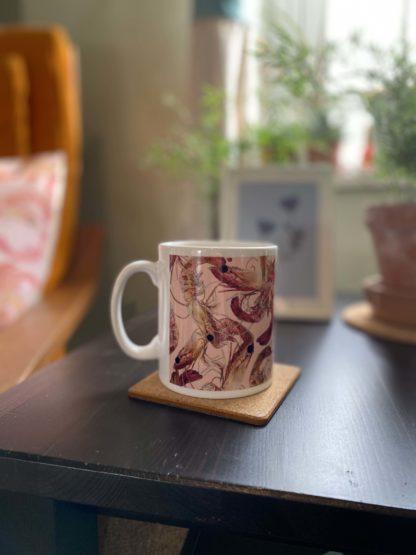 Product Ceramic Prawn Mug
