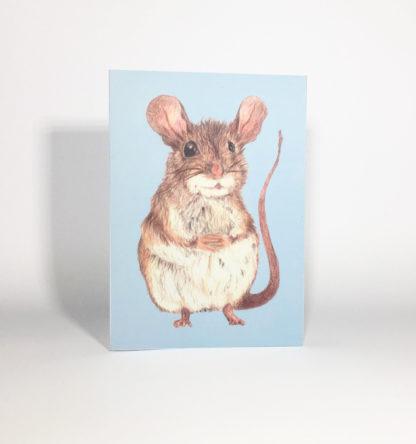 Quints Prints Card Mouse